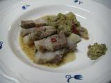 豚バラ肉とキャベツの蒸し煮