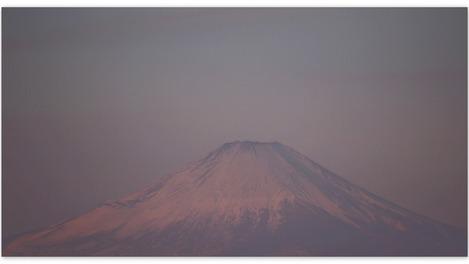 Mt.Fuji 2017.12.5 07:10
