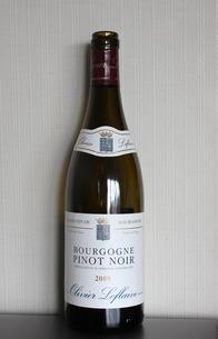Bourgogne Pinot Noir 2009, Olivier Leflaive
