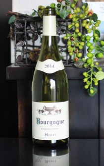 Bourgogne Chardonnay 2014, Henri Meurgey