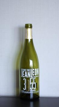 JEANLEON 3055, Chardonnay 2013, Penedes