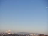 Mt.Fuji & the Moon