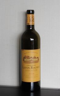 Ch.Lafon-Rochet 2000, Saint-Estephe