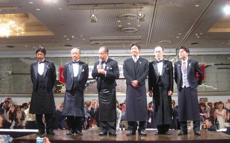 日本のソムリエ代表