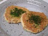 納豆のお好み焼き