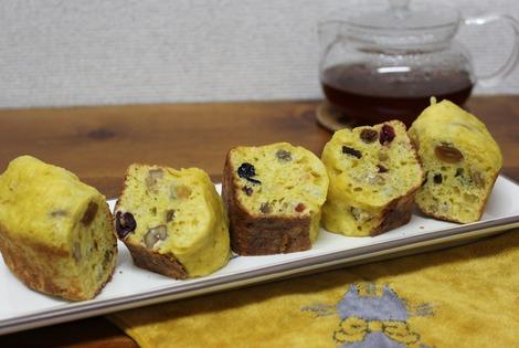 タミさんの素朴パン