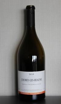 Chorey-les-Beaune 2010, Domaine Tollot-Beaut