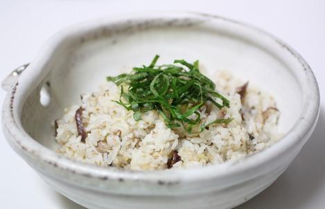 秋刀魚のご飯