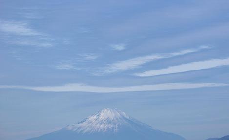 Mt.Fuji 2015.12.6