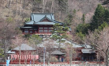 日光山中禅寺