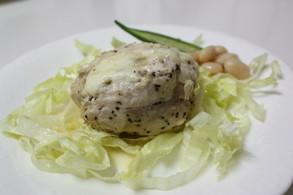 モッツアレッラin鶏胸肉