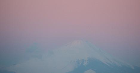 Mt.Fuji 2016.1.19 06:50