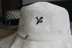 Hat pin 2011