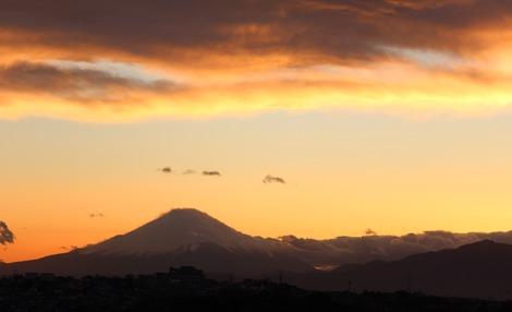 Mt.Fuji 4.3.2013
