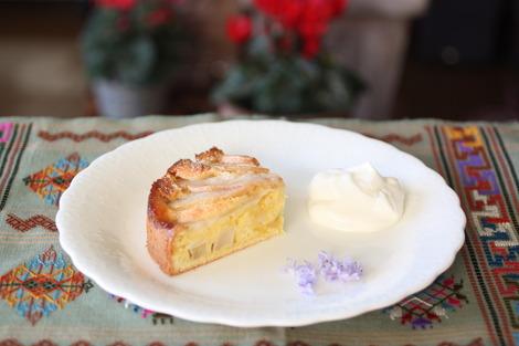 ル・レクチュのケーキ