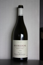 Bourgogne 2008, Nicolas Rossignol