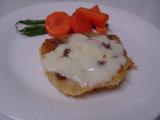 かじきのモッツアレラ・チーズ焼き