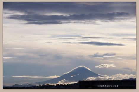 1Mt.Fuji 2021.8.20