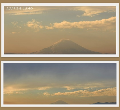 Mt.Fuji 2019.3.6