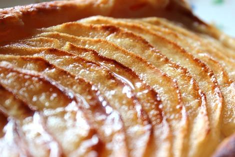 うす焼きアップル・パイ