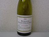 Bourgogne Hautes Cotes de Nuits 2004, Domaine Patrick Hudelot