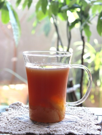 Peach Tea Tonic