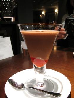 チョコレート・ドリンク