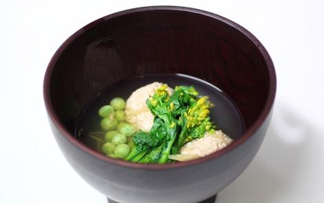 鯛の子の煮物