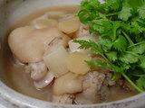 豚足の台湾風煮込み