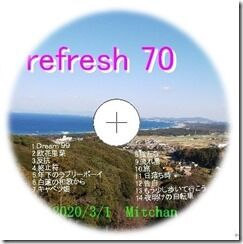 CDラベルイメージ