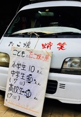 げんこつおじさんの10円たこ焼き店の場所