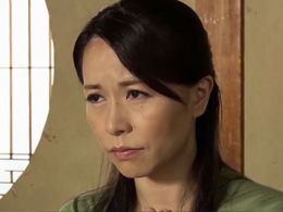 息子に犯されショックを受けると同時に、固い肉棒が忘れられない四十路母! 井上綾子