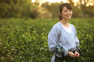 田中麗奈、人生応援シネマ『種まく旅人~みのりの茶~』を語る