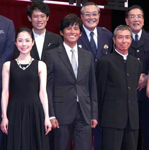織田裕二、踊るシリーズラスト宣言!「大切なものは、いつも胸(ここ)に」