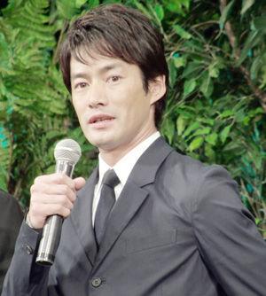 『太平洋の奇跡-フォックスと呼ばれた男-』で約3年ぶりの映画主演を果たした竹野内豊。cJulie Minami