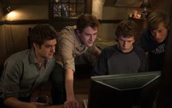 デヴィッド・フィンチャー監督が「Facebook」誕生秘話を描いた映画『ソーシャル・ネットワーク』