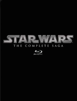 スター・ウォーズ  コンプリート・サーガ ブルーレイBOXが2011年9月に発売