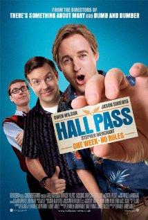 オスカー開催の週末、ランキングを制したのはコメディでした。『ホール・パス』(原題)ポスター