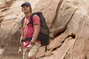 オスカー監督ダニー・ボイルの衝撃作、映画『127時間/127Hours』よりc2010 TWENTIETH CENTURY FOX.