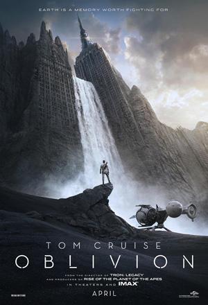 半壊した地球が舞台のSF映画『オブリビオン』の壮大な世界観とは?