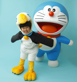 鈴木福、史上最年少で「ドラえもん」のキャラクターとして登場!
