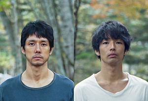 西島秀俊、森山未來W主演!映画『セイジ-陸の魚-』よりc2011 Kino Films/Kinoshita Management Co.,Ltd