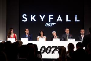 【速報】007シリーズ最新作『007/スカイフォール』に決定!