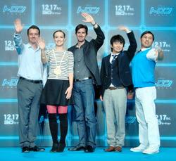 映画『トロン:レガシー』で映像革命を目撃しよう!cJulie Minami