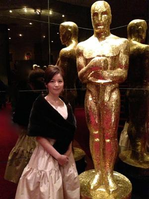 中野美奈子アナ、第85回アカデミー賞授賞式のWOWOWレポーターに就任