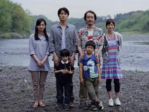 是枝裕和×福山雅治、喜びコメント発表!『そして父になる』第66回カンヌ国際映画祭へ