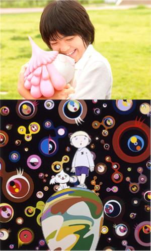 村上隆初監督、映画『めめめのくらげ』2013年4月26日公開決定!