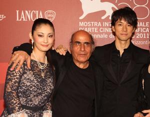 西島秀俊「感無量」、常盤貴子「感謝」/映画『CUT』がヴェネチア映画祭で好評