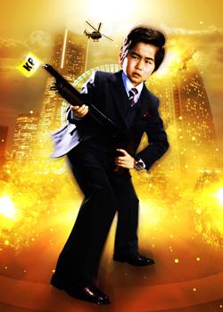 『コドモ警察』映画化決定に、鈴木福「キスシーンは絶対にありません!」