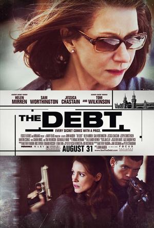 イスラエル映画をハリウッドでリメイクしたスパイ・スリラー『ザ・デット』が初登場2位に